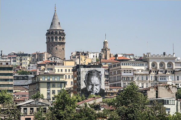 Wrinkles of the City Istanbul Perrotin