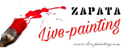 Zapata Live-Painting logo