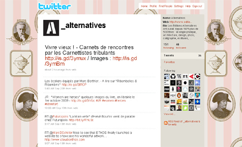 Twitter - Alternatives