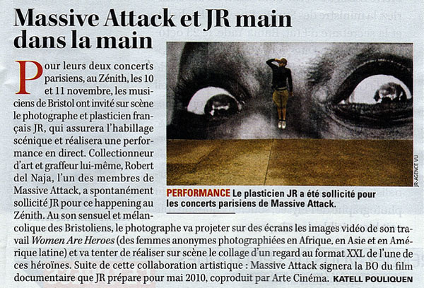 Massive Attack JR