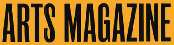 Arts Magazine logo