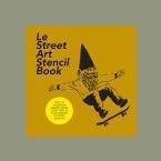 street art stencil book (le)
